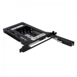 STARTECH 2.5in SATA Removable HDD Bay for PC Slot