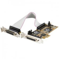 STARTECH 8 Port PCIe LP Serial Adapter Card