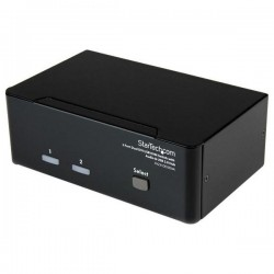 STARTECH 2 Port Dual DVI USB KVM Switch