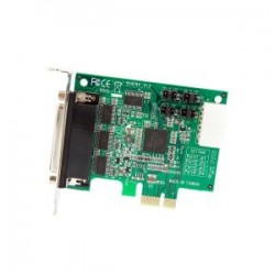 STARTECH 4 Port LP PCI Express Serial Card