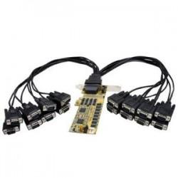 STARTECH 16 Port LP RS232 PCI Express Serial Card