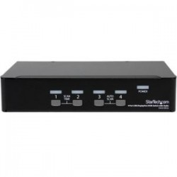 STARTECH 4 Port USB DisplayPort KVM Switch
