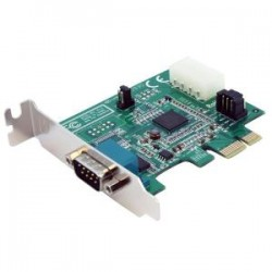 STARTECH 1 Port LP PCI Express Serial Card