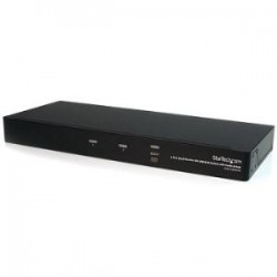 STARTECH 2 Port Quad Monitor DVI USB KVM Switch