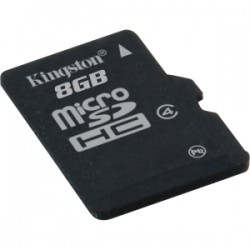 KINGSTON 8GB Multi Mobility kit class 4