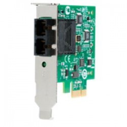 ALLIED TELESIS PCI-EXPRESS FIBER ADAPTER CARD 100MBPS