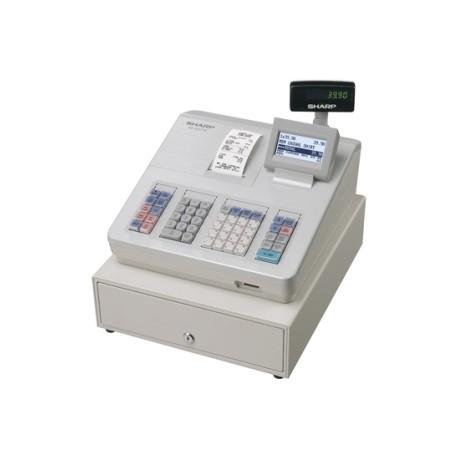 SHARP XEA207W CASH REGISTER/RAISED KEYBD/WHITE