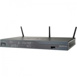 Cisco 887VA Annex M router with 802.11n