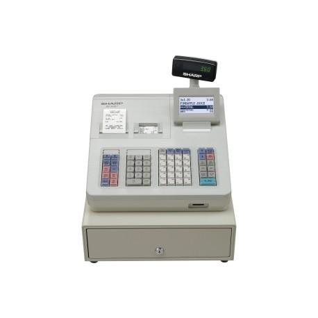 SHARP XEA307 CASH REGISTER/RAISED KEYBD/ WHITE