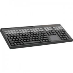 CHERRY LPOS Qwerty Touch Pad 127 Keys Black USB