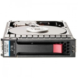 HPE HP P2000 3TB 6G SAS 7.2K 3.5 in MDL HDD