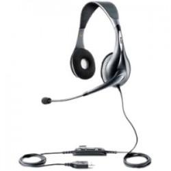 Jabra UC Voice 150 crd Duo Headset MSOC