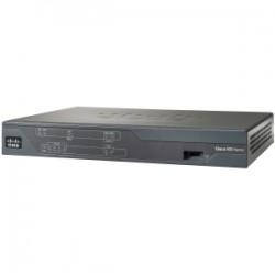 Cisco881 FE WAN 4 FXS 2BRI 1FXO