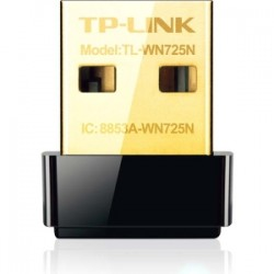 TP-LINK 150Mbps Wireless N Nano USB Adapter Supp