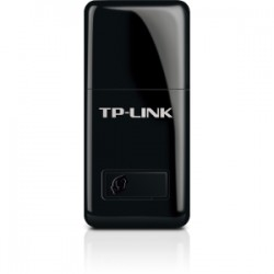 TP-LINK 300Mbps Wireless N Mini USB Adapter 2.4G