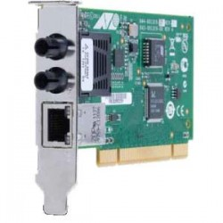 ALLIED TELESIS 32bit 100Mbps Dual Fiber and Copper