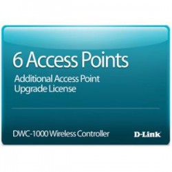 D-LINK 6 AP license for DWC-1000
