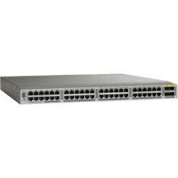 CISCO Nexus 3048TP-1GE 1RU 48 1GE and 4 10GE