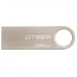 KINGSTON 32GB USB 2.0 DataTraveler SE9 Silver Met