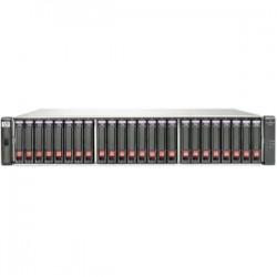 HPE P2000 G3 iSCSI 12x300 SAS SFF Bundle