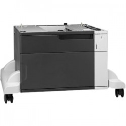 HP LASERJET 1x500-SHEET FEEDER & STAND