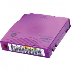 HPE HP LTO6 Ultr 2.5TB/6.25TB RW DC WCL x20p