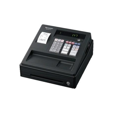 SHARP XEA147 BLACK CASH REGISTER