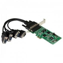 STARTECH 4 Port RS232/422/485 PCIe Serial Card