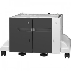 HP LASERJT 3500-SHEET HCI FEEDER & STAND