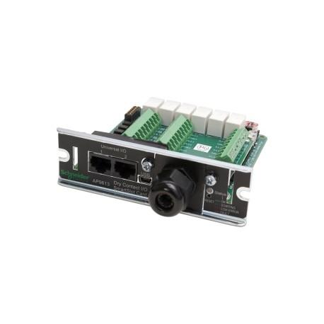 APC - SCHNEIDER Dry Contact I/O SmartSlot Card