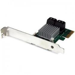 STARTECH 4 Port PCIe SATA III Controller Card.