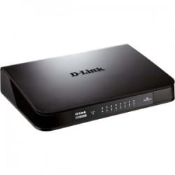 D-LINK Gigabit Ethernet Switch 16-Port 10/100/1