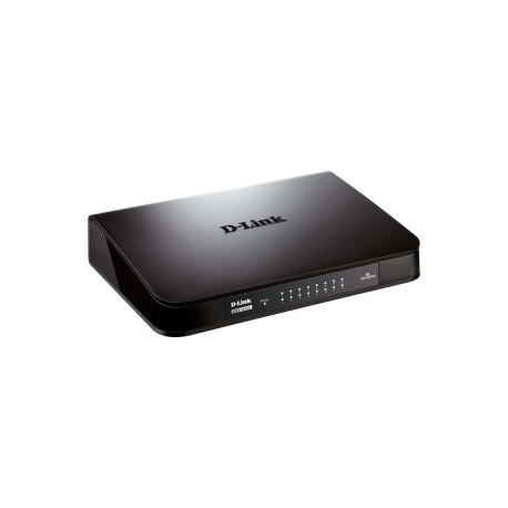 D-LINK Gigabit Ethernet Switch 16-Port 10/100/1