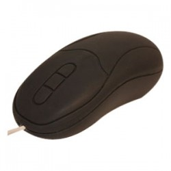 CHERRY WASHABLE OPTICAL MOUSE BLACK USB