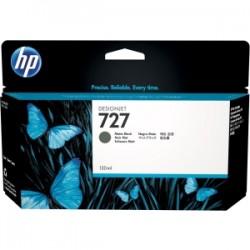 HP 727 130-ml Matte Black Ink Cartridge