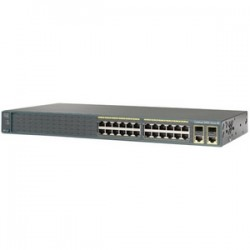 CISCO Catalyst 2960 Plus 24 10/100 + 2 T/SFP L