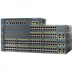 CISCO Catalyst 2960 48 10/100 PoE + 2 1000BT +
