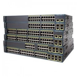 CISCO Catalyst 2960 Plus 48 10/100 + 2 T/SFP L