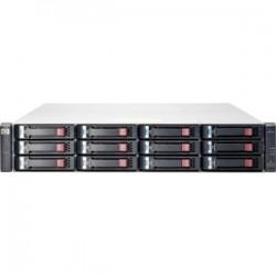 HPE MSA 2040 SAN DC LFF Storage