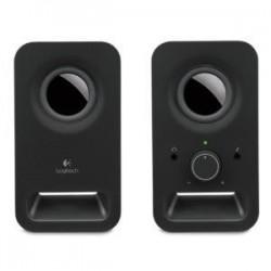 LOGITECH Z150 Multimedia Speakers- Midnight Black