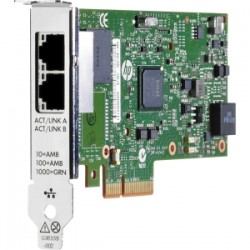 HP 361T PCIe Dual Port Gigabit NIC
