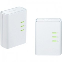 D-LINK PowerLine AV+ Mini Network Starter Kit