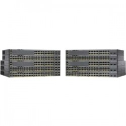 CISCO Catalyst 2960-XR 48 GigE PoE 740W 2x10G
