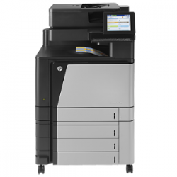 HP Color LaserJet Enterprise Flow M880z MFP