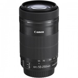 CANON EFS55-250ISST EF-S 55-250mm f/4-5.6
