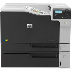 HP COLOR LASERJET ENT M750DN