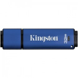 KINGSTON 32GB DTVP30 256bit USB 3.0