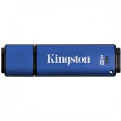 KINGSTON 8GB DTVP30 256bit USB 3.0