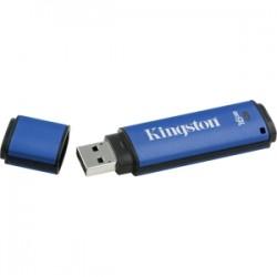 KINGSTON 16GB DTVP30AV 256bit USB 3.0 + ESET AV