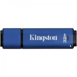 KINGSTON 32GB DTVP30AV 256bit USB 3.0 + ESET AV